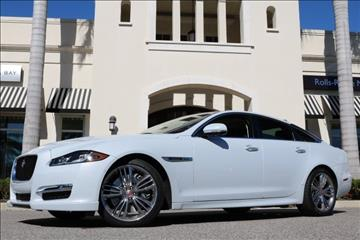 2016 Jaguar XJ for sale in Clearwater, FL