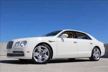 2015 Bentley Flying Spur W12 for sale in Clearwater, FL