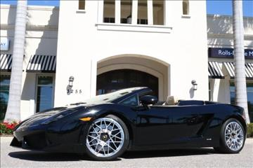 2010 Lamborghini Gallardo for sale in Clearwater, FL
