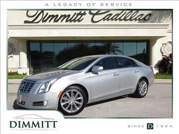 2013 Cadillac XTS for sale in Clearwater, FL