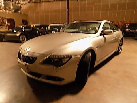 2008 BMW 6 Series for sale in Dallas, TX