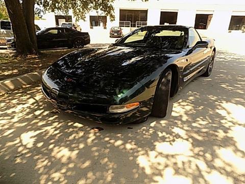 2000 Chevrolet Corvette for sale in Dallas, TX
