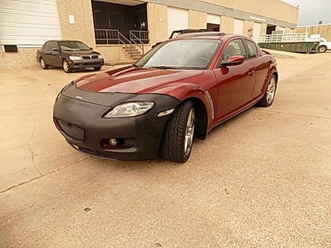 2006 Mazda RX-8 for sale in Dallas, TX