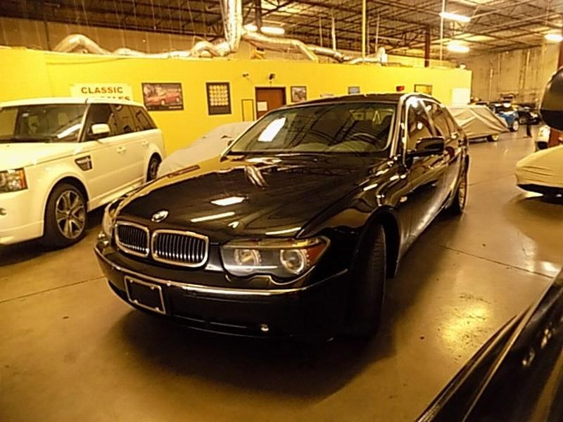 2002 Bmw 7 Series 745Li 4dr Sedan In Dallas TX - Classic Cars Sales
