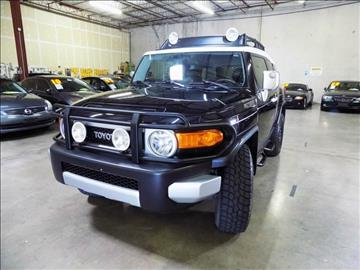 2008 Toyota FJ Cruiser for sale in Dallas, TX