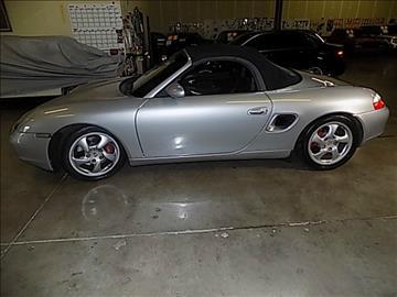 2000 Porsche Boxster for sale in Dallas, TX