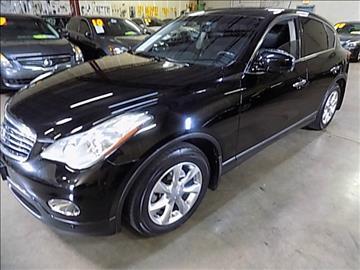 2008 Infiniti EX35 for sale in Dallas, TX