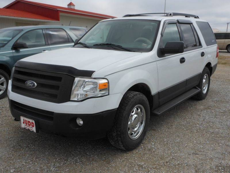 2012 Ford Expedition 4x4 XL 4dr SUV In Lancaster MO - JUDD MOTORS INC