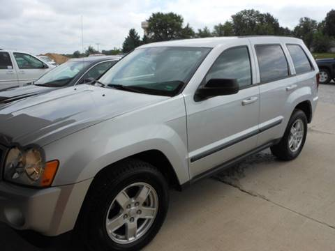 2007 Jeep Grand Cherokee for sale in Lancaster, MO
