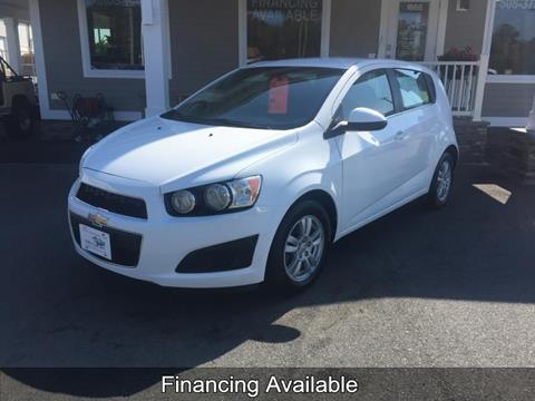 2013 Chevrolet Sonic for sale in Swansea, MA