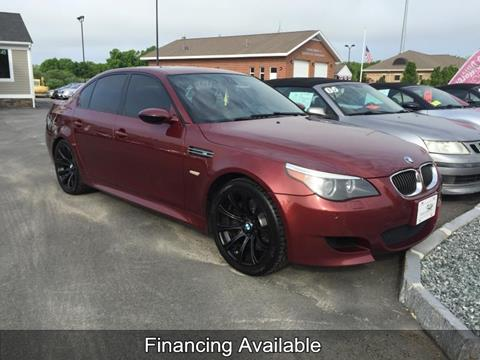 2007 BMW M5 for sale in Swansea, MA