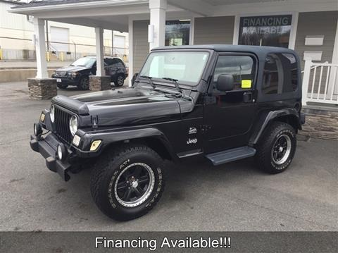 2004 Jeep Wrangler for sale in Swansea, MA