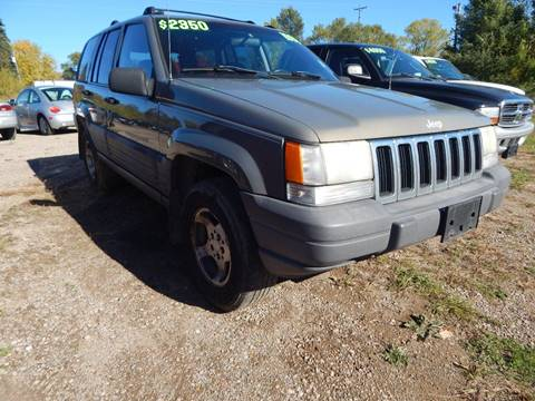 1998 Jeep Grand Cherokee for sale in Saint Cloud, MN