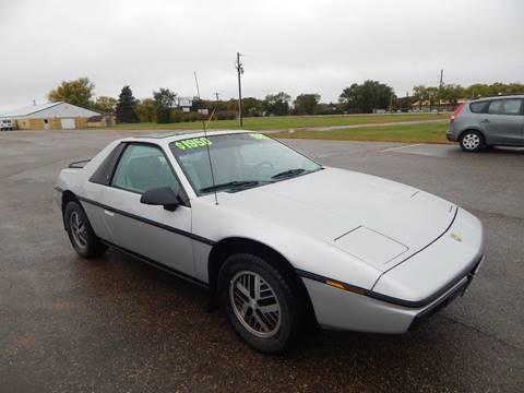 1985 Pontiac Fiero for sale in Sauk Rapids, MN