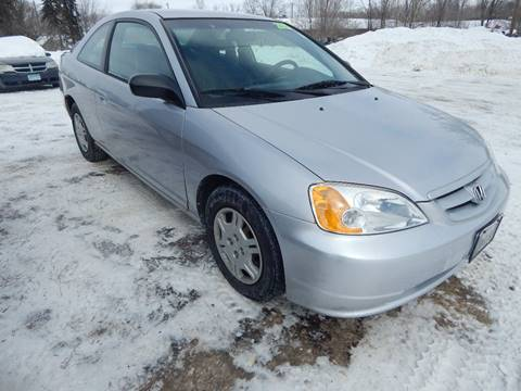 2002 Honda Civic for sale in Saint Cloud, MN