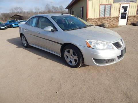 2010 Pontiac G6 for sale in Saint Cloud, MN