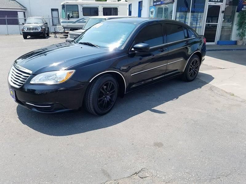 2012 Chrysler 200 LX 4dr Sedan - Nampa ID