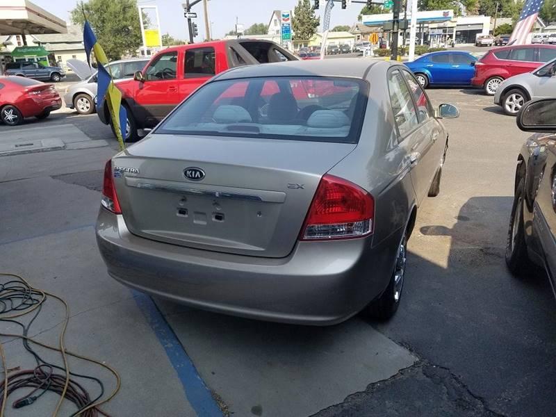 2008 Kia Spectra EX 4dr Sedan (2L I4 4A) - Nampa ID