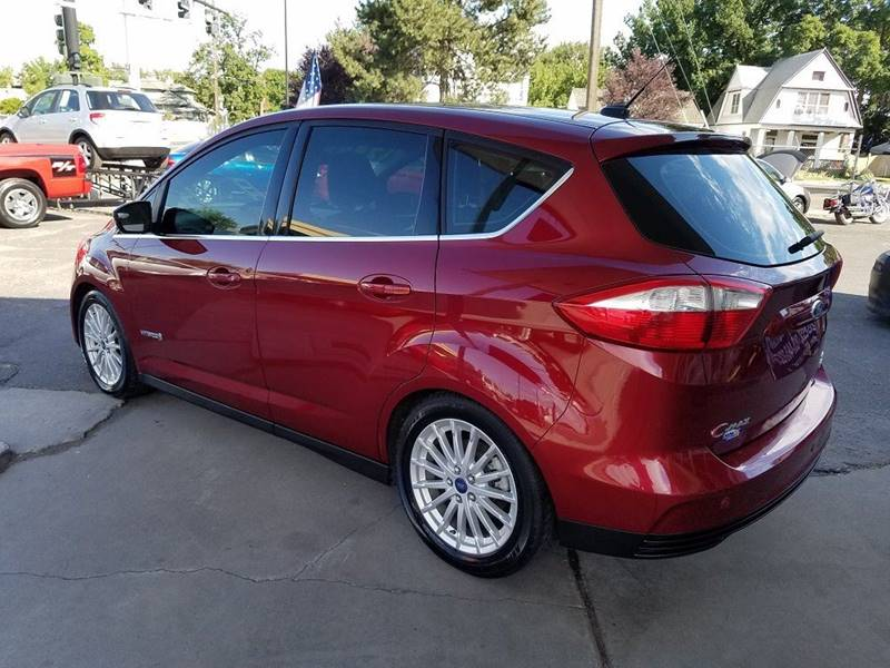 2013 Ford C-MAX Hybrid SEL 4dr Wagon - Nampa ID