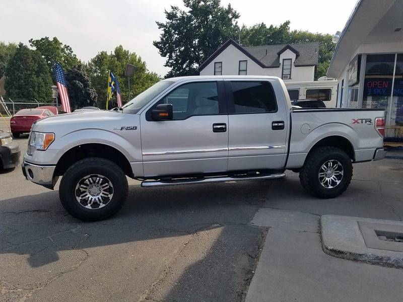 2010 Ford F-150 4x4 FX4 4dr SuperCrew Styleside 5.5 ft. SB - Nampa ID