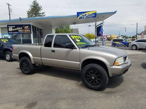 2002 GMC Sonoma for sale in Nampa, ID