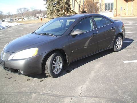 2006 Pontiac G6 for sale in Plainview, MN