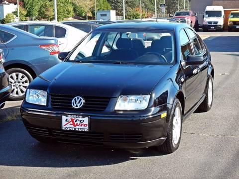 2001 Volkswagen Jetta for sale in Tacoma, WA