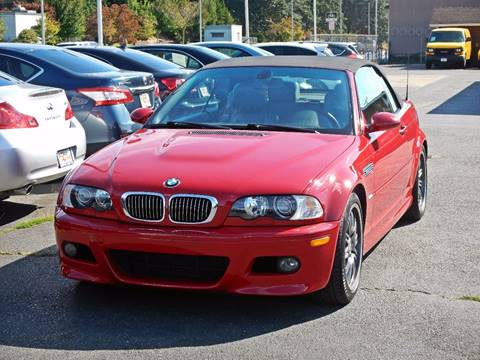 2005 BMW M3 for sale in Tacoma, WA