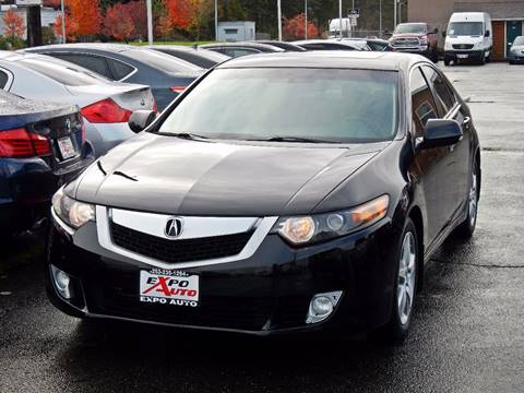 Used Acura TSX For Sale In Washington Carsforsalecom - Used acura tsx for sale