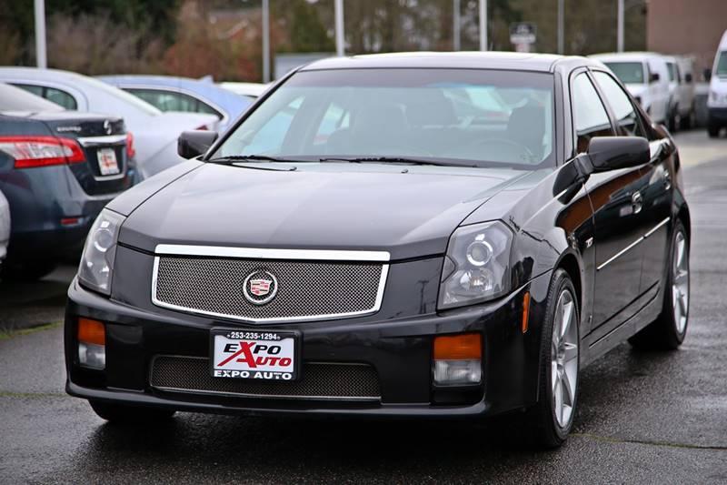 2007 Cadillac CTS-V In Tacoma WA - Expo Auto LLC