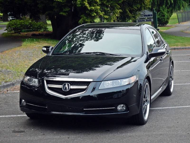 Acura TL TypeS In Tacoma WA Expo Auto LLC - 2007 acura tl for sale