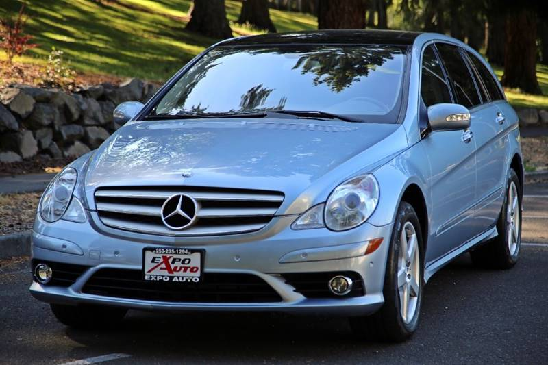 2008 Mercedes Benz R Class For Sale At Expo Auto LLC In Tacoma WA