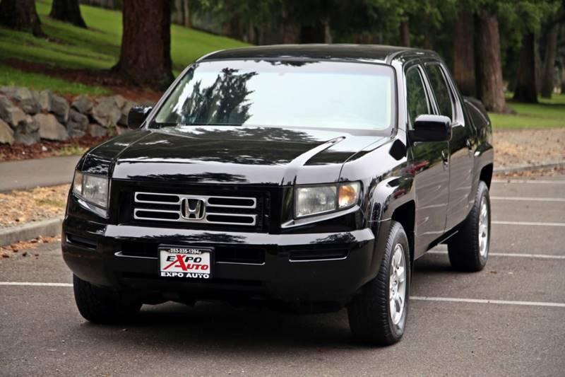 2006 Honda Ridgeline Rts In Tacoma Wa Expo Auto Llc