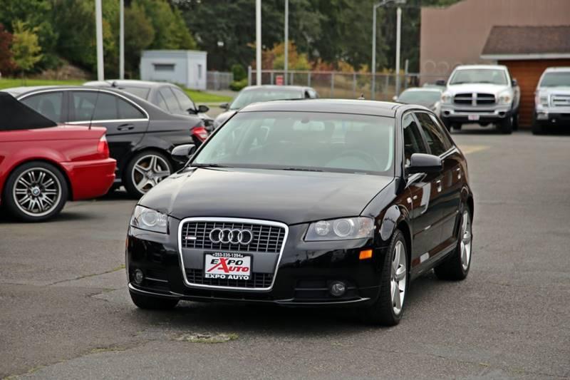 Audi A Quattro In Tacoma WA Expo Auto LLC - 2007 audi a3