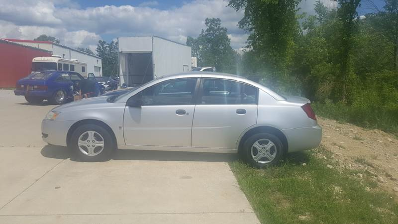 2005 Saturn Ion 1 4dr Sedan - Medina OH