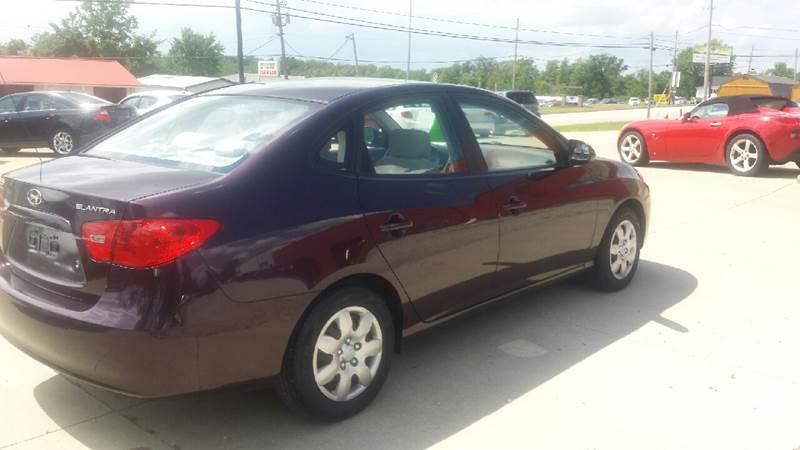 2007 Hyundai Elantra SE 4dr Sedan - Medina OH