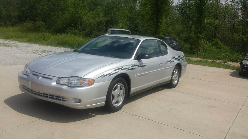2004 Chevrolet Monte Carlo LS 2dr Coupe - Medina OH