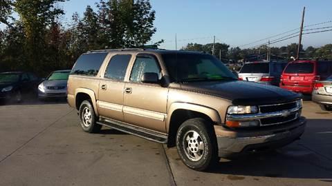 2003 Chevrolet Suburban for sale in Medina, OH