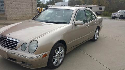 2001 Mercedes-Benz E-Class for sale in Medina, OH