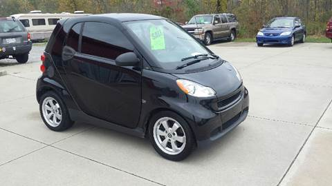 2012 Smart fortwo for sale in Medina, OH