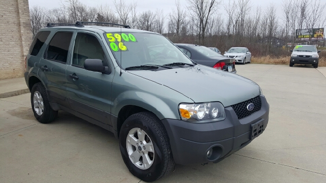 2006 Ford Escape for sale at Nationwide Auto Works in Medina OH
