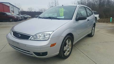 2007 Ford Focus for sale in Medina, OH