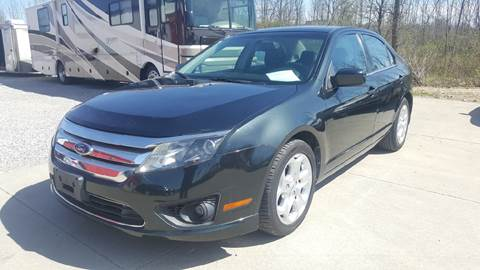 2010 Ford Fusion for sale in Medina, OH