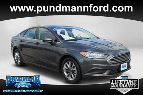 2017 Ford Fusion for sale in Saint Charles, MO