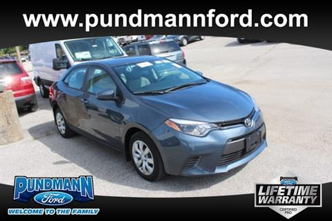 2016 Toyota Corolla for sale in Saint Charles, MO