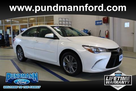 2017 Toyota Camry for sale in Saint Charles, MO