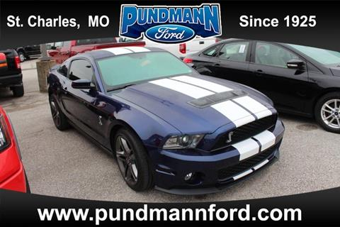 2011 Ford Shelby GT500 for sale in Saint Charles, MO