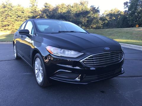 2018 Ford Fusion for sale in Burlington, NC