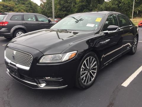 2019 Lincoln Continental for sale in Burlington, NC