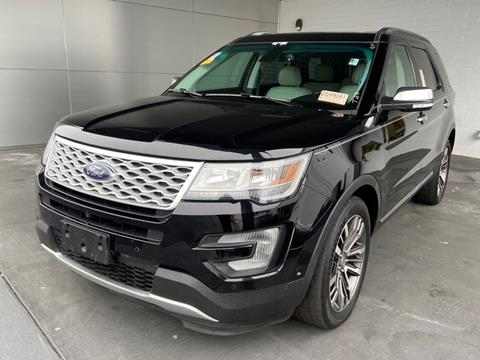 2016 Ford Explorer for sale in Burlington, NC